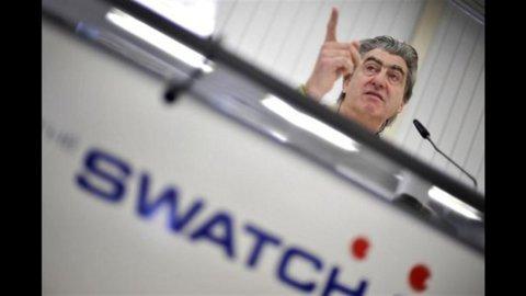 Swatch vola e risolleva il lusso in Borsa: resta in rosso solo Ferragamo