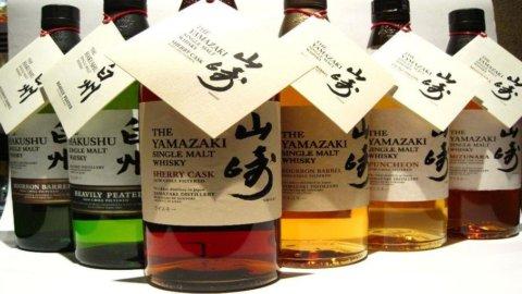 Nozze alcoliche: Suntory compra Beam per 16 miliardi di dollari