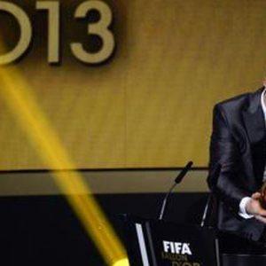 Cristiano Ronaldo, Pallone d'Oro e lacrime