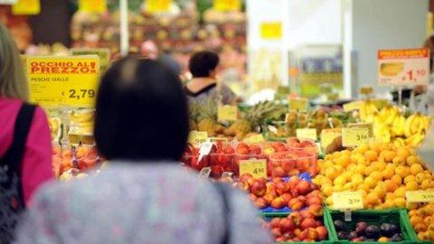 Istat: nel 2013 inflazione media all'1,2%, minimo dal 2009
