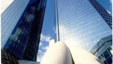 La Cnmv, la Consob Spagnola, multa Deutsche Bank per 600mila euro