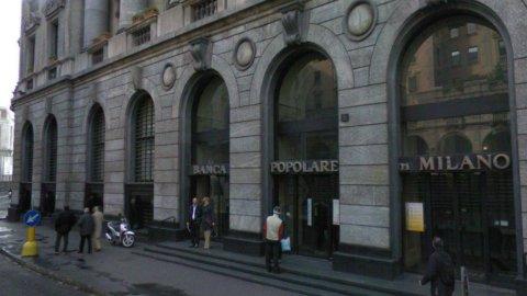 Borsa, bufera sulle Popolari: Banco Pop trascina in profondo rosso Bper e Bpm