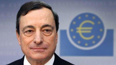 Piazza Affari promuove la riforma delle Popolari e il bazooka di Draghi rafforza il rialzo (+1,6%)