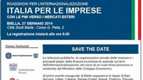 L'export italiano on-the-road illustra opportunità e strumenti
