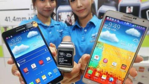 Samsung, gli smartphone frenano i conti nel quarto trimestre