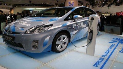 Auto ibride, possibile collaborazione Fiat-Toyota