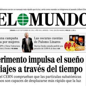 Spagna: El Mundo, gruppo Rcs, manda a casa il direttore-fondatore