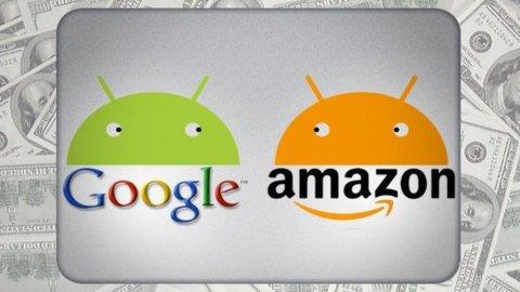 Conti in salita per Google e Amazon