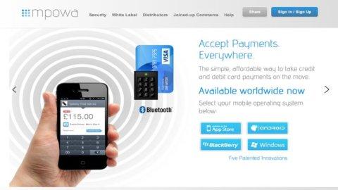 Powa Technologies, dalla boutique virtuale alle bollette