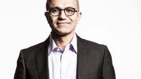 Microsoft ha un nuovo Ceo: Satya Nadella, l'uomo del cloud