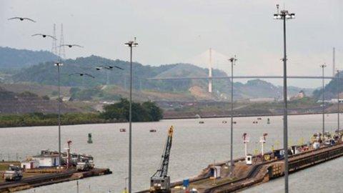 Panama, consorzio Sacyr-Salini sospende lavori