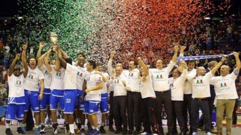 Basket, Coppa Italia: Sassari batte Siena e conquista il primo trofeo della sua storia