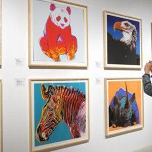 Sotheby's: venduto all'asta per 7,6 milioni il ritratto di Mao dipinto da Andy Warhol