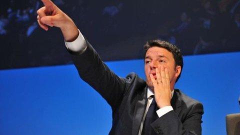 L'effetto Renzi spinge Piazza Affari al primato in Europa (+1,6%)