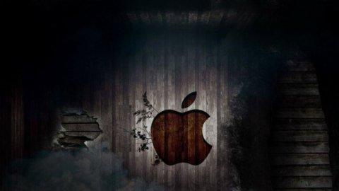Apple lancia l'allarme utili: Borse e futures subito giù