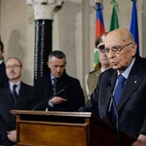 Napolitano dà a Renzi l'incarico di formare il nuovo Governo