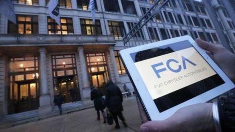 Fca: banche esercitano opzioni, raccolta azioni-bond sale a 3,88 mld