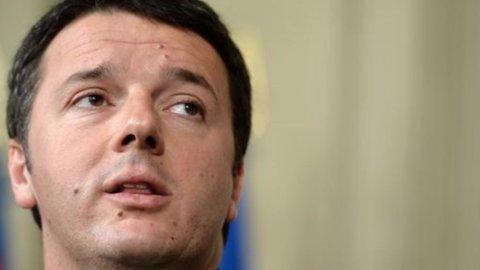 Renzi stasera al Quirinale, sabato il Governo