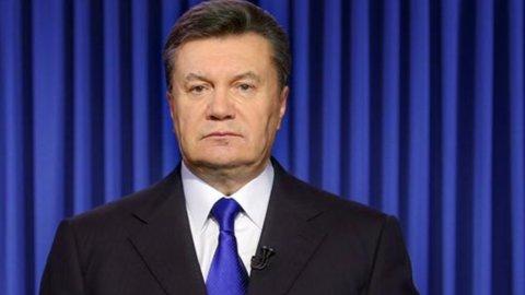 Ucraina: Yanukovich è ricercato per strage