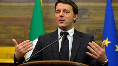 """Renzi al Senato: """"Sarò l'ultimo Presidente a chiedere la fiducia a quest'Aula"""""""