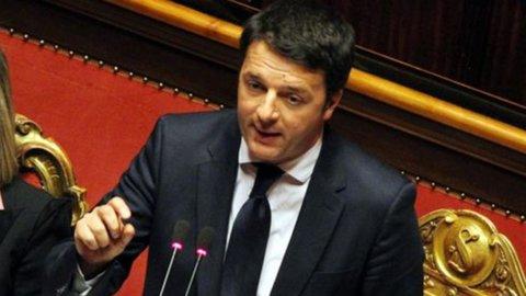 Renzi: taglieremo il cuneo fiscale di 10 miliardi, non del 10%