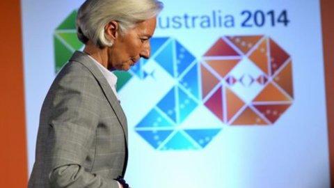 """Eurozona, Lagarde: """"Disoccupazione troppo alta e crescita troppo bassa"""""""