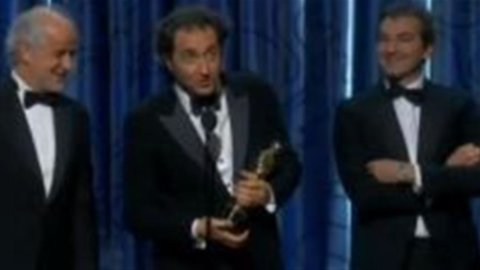 """Oscar a """"La grande bellezza"""": anche Ue e Consiglio d'Europa hanno aiutato Sorrentino"""