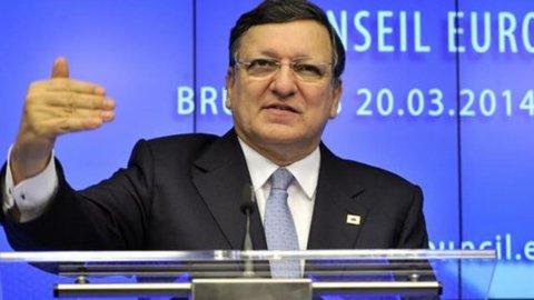 """Renzi-Ue: duello sui vincoli di bilancio, ma """"l'Europa sostiene le riforme"""""""