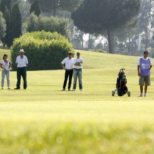 Golf, Day in pista aspettando Tiger