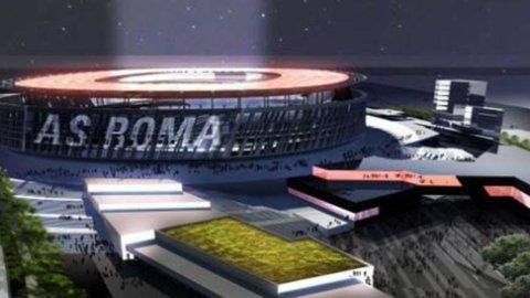 Stadio Roma: Pallotta presenta il progetto, prima pietra entro fine anno