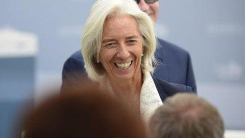 Fmi: Lagarde, 'inflazione bassa' è un rischio per l'Eurozona