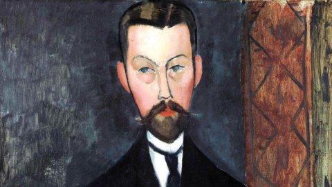 """Una storia per Ferragosto: Modigliani """"bohémien"""""""