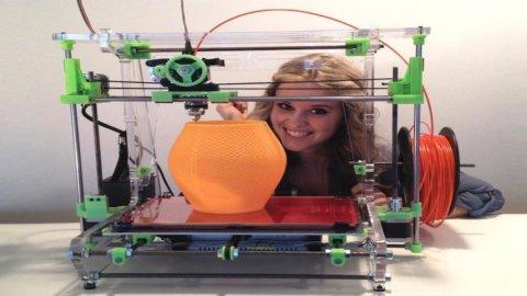 Stampanti 3D al Salone di New York: in arrivo la nuova rivoluzione industriale?