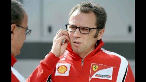 Ferrari: Domenicali si dimette, al suo posto Mattiacci