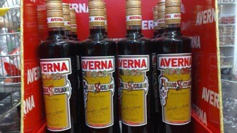 Campari si beve… l'amaro Averna