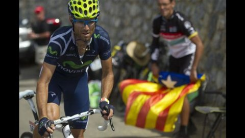 Ciclismo: Freccia Vallone, dopo 8 anni trionfa di nuovo Valverde
