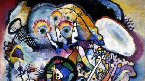 Wassily Kandinsky 22 dipinti dalla collezione del Museo Nazionale Russo di San Pietroburgo