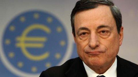 Bce tra proteste e colpi di scena, ma Draghi conferma: il Qe sta funzionando