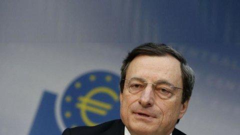 Borse, banche, Btp ed euro sotto il segno di Draghi. Situazione incerta stamani a Piazza Affari