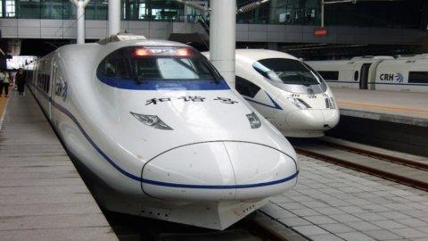 Treni: da Milano a Roma si arriverà in mezz'ora