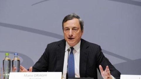 """Bce: """"Se necessario azione veloce con nuovi allentamenti""""?"""