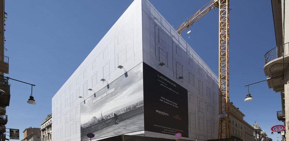 Torino: ecco Lagrange12, la prima residenza di design Pininfarina In Italia