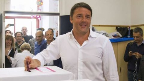 ELEZIONI EUROPEE – Trionfo Pd (41%), Grillo al palo (21%), crolla Forza Italia (16,8%)