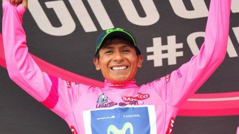 Quintana, un condor sul Giro. Per Aru podio e tanti applausi