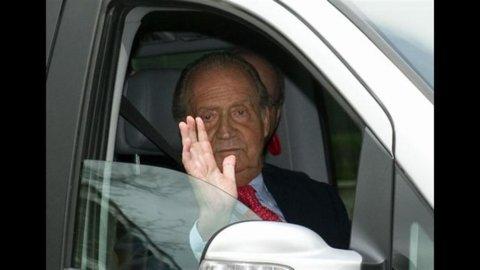 Spagna: re Juan Carlos abdica