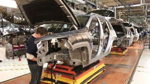 Chrysler, vendite Usa: maggio record dal 2007
