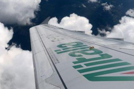 Alitalia: riprendono i voli Roma-New York