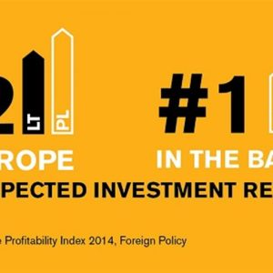 BPI 2014: Polonia e Lituania leader in Europa