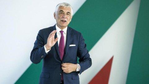 """Alitalia-Etihad, Del Torchio fiducioso: """"Accordo entro poche settimane, 2.200 gli esuberi"""""""