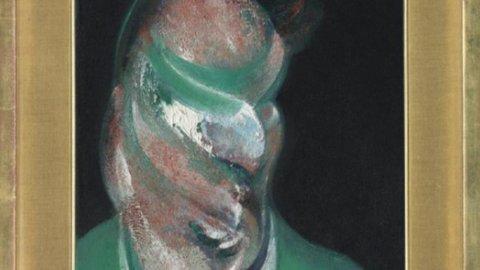 London: Francis Bacon -Study for Head of Lucian Freud, 1967 – estimate 10-12 million €